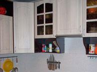 Классическая кухня Orange Cat 6