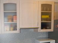 Классическая кухня Orange Cat 8