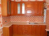 Классическая кухня Orange Cat 4