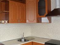 Классическая кухня Orange Cat 12