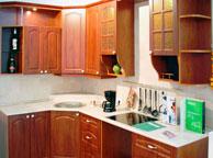 Классическая кухня Orange Cat 1