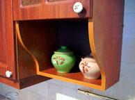 Классическая кухня Orange Cat 2