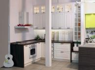 Классическая кухня Orange Cat 338