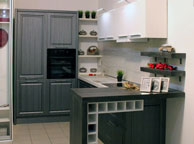 Классическая кухня Orange Cat 340