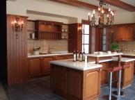 Классическая кухня Orange Cat 299