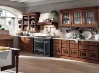 Классическая кухня Orange Cat 323
