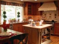Классическая кухня Orange Cat 325