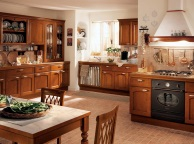 Классическая кухня Orange Cat 328