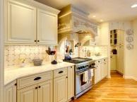 Классическая кухня Orange Cat 334