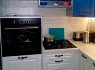 Классическая кухня Orange Cat 405
