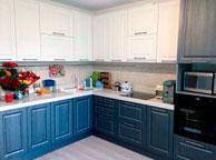 Классическая кухня Orange Cat 416