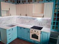 Классическая кухня Orange Cat 409