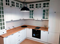 Классическая кухня Orange Cat 411