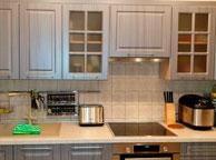 Классическая кухня Orange Cat 412