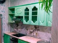 Классическая кухня Orange Cat 442