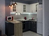 Кухня лофт - Orange Cat 378