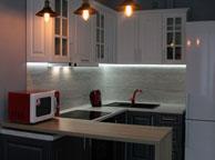 Кухня лофт - Orange Cat 376
