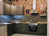 Кухня лофт - Orange Cat 369