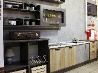 Кухня лофт - Orange Cat 371