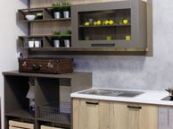 Кухня лофт - Orange Cat 374