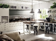 Кухня лофт - Orange Cat 353