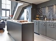 Кухня лофт - Orange Cat 357