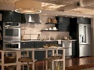 Кухня лофт - Orange Cat 358