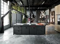 Кухня лофт - Orange Cat 359