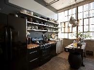 Кухня лофт - Orange Cat 360