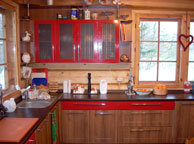 Кухня модерн - Orange Cat 22