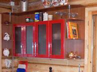 Кухня модерн - Orange Cat 23