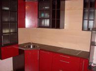 Кухня модерн - Orange Cat 27