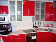 Кухня модерн - Orange Cat 31