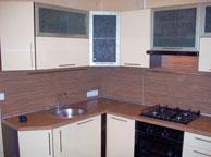 Кухня модерн - Orange Cat 33