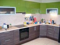 Кухня модерн - Orange Cat 36
