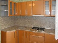 Кухня модерн - Orange Cat 38