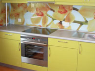 Кухня модерн - Orange Cat 52