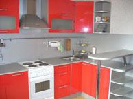 Кухня модерн - Orange Cat 54