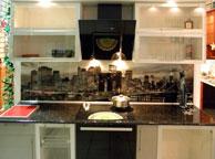 Кухня модерн - Orange Cat 39
