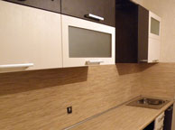 Кухня модерн - Orange Cat 64