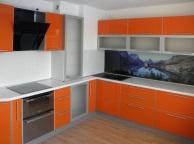 Кухня модерн - Orange Cat 65