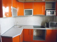 Кухня модерн - Orange Cat 74