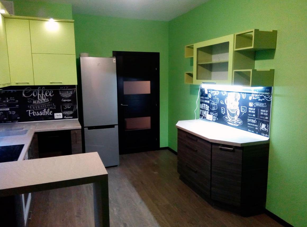 Кухня модерн - Orange Cat 425