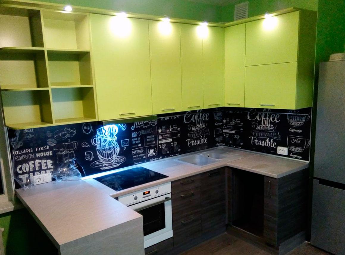 Кухня модерн - Orange Cat 426