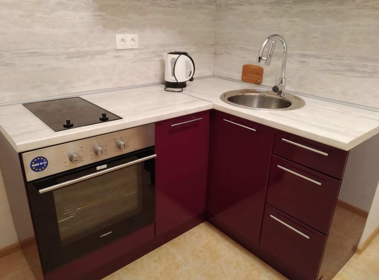 Кухня модерн - Orange Cat 428