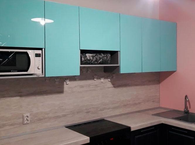 Кухня модерн - Orange Cat 433
