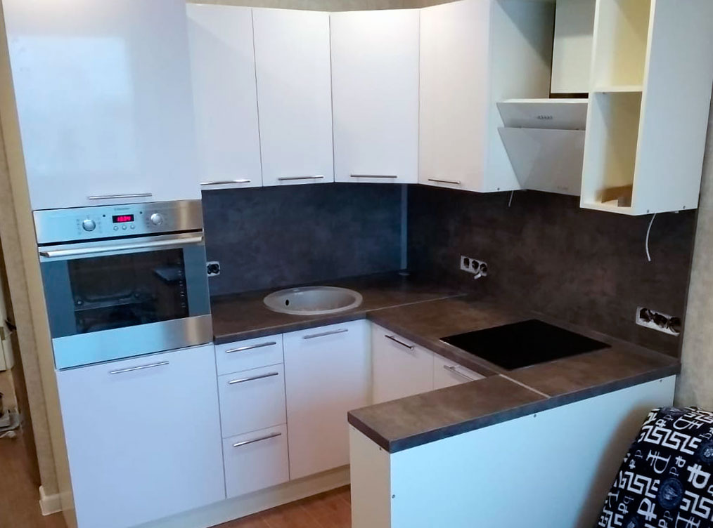 Кухня модерн - Orange Cat 434