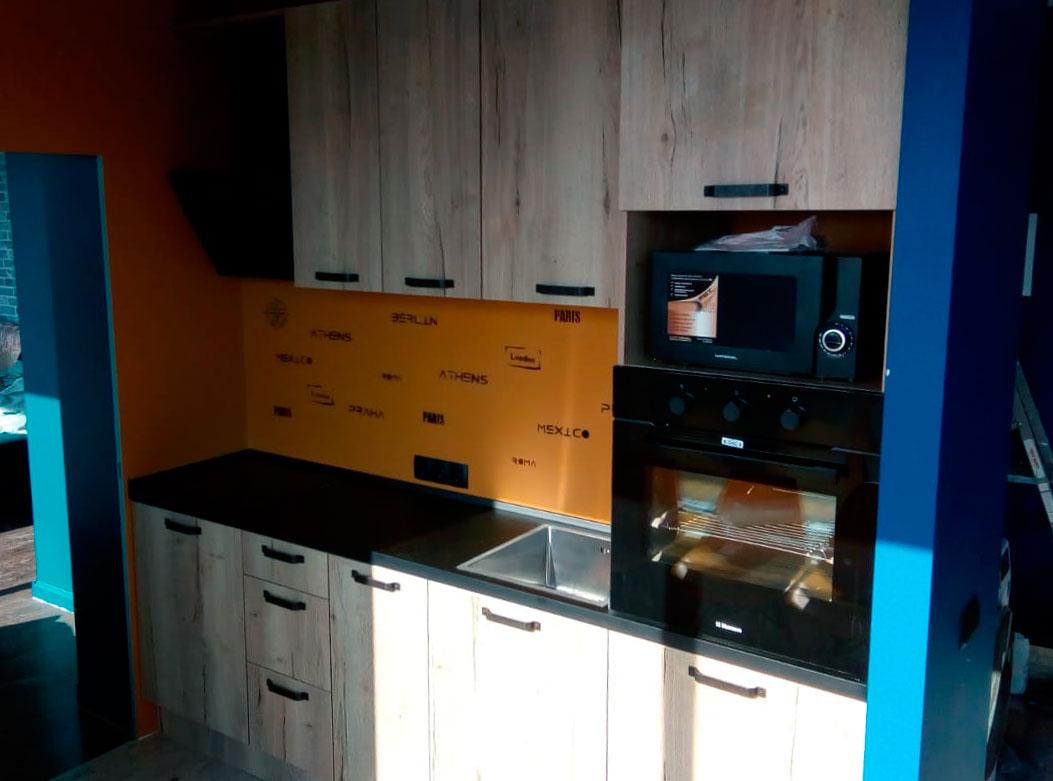 Кухня модерн - Orange Cat 435