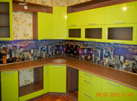 Кухня модерн - Orange Cat 15