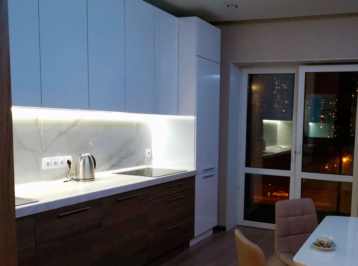 Кухня модерн - Orange Cat 418